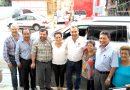 Sergio Guajardo se reúne con la estructura del PRI Altamira