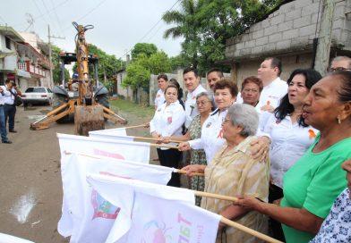 Obras por más de 12 millones 500 mil pesos para Tampico