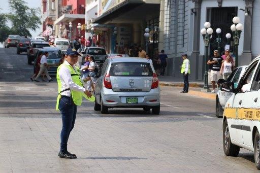 Anuncian cierre parcial de calles en la  Zona Centro