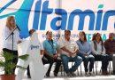 Inauguran obras por más de 1 millón 300 mil pesos
