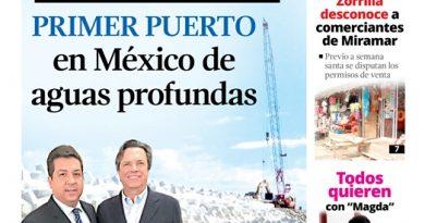 Primer puerto de aguas profundas de México