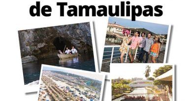 Rehabilitan los destinos turísticos de Tamaulipas