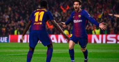 Los clasificados a 4tos. de la Champions League