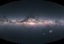 Publican el mapa estelar más detallado de la Vía Láctea