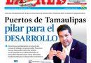 Puertos de Tamaulipas pilar para el desarrollo