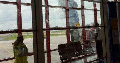 Sólo tres sobrevivientes tras accidente aéreo en La Habana: Granma