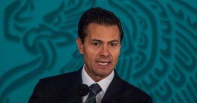 Congreso de la Unión exhorta a Peña Nieto a retirar toda colaboración con EU en materia de seguridad