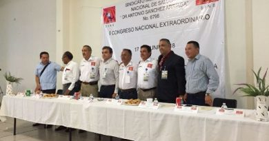 Congreso Nacional extraordinario del SINS