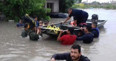 Emergencia en 3 municipios afectados por las lluvias