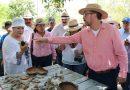 Recorren antropólogos sitio arqueológico del río Tamesí