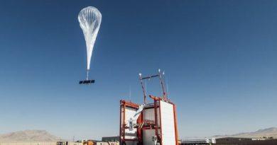 Con globos aerostáticos brindarán internet en Kenia