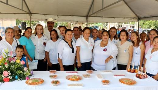 Impulsan emprendimiento de mujeres de la zona rural