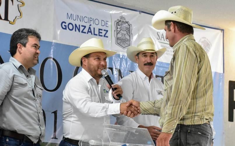 Gobierno del Estado sigue fortaleciendo al Sector Ganadero de Tamaulipas