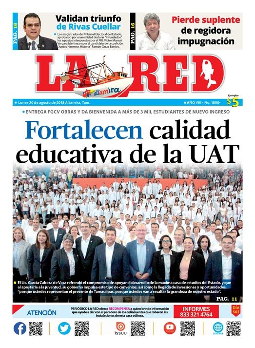 Fortalecen desarrollo y la calidad educativa de la UAT