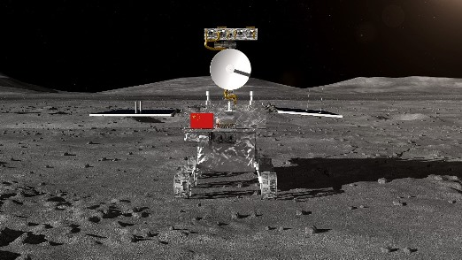 China revela el vehículo que enviará a cara oculta de la Luna