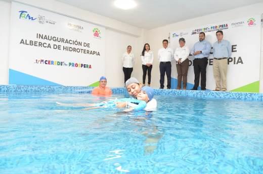 Entrega Gobierno de Tamaulipas obras de infraestructura de salud