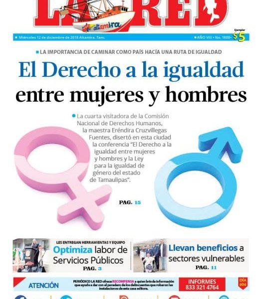 El Derecho a la igualdad entre mujeres y hombres