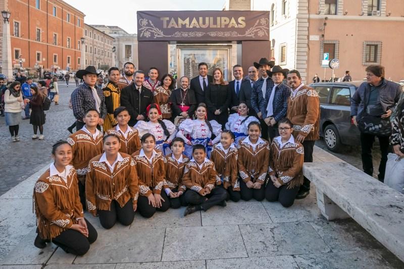 Celebra Vaticano Navidad Mexicana con Tamaulipas como invitado