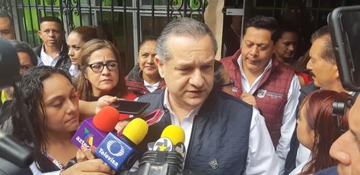 Realizan cambio de mando en PZN de Madero