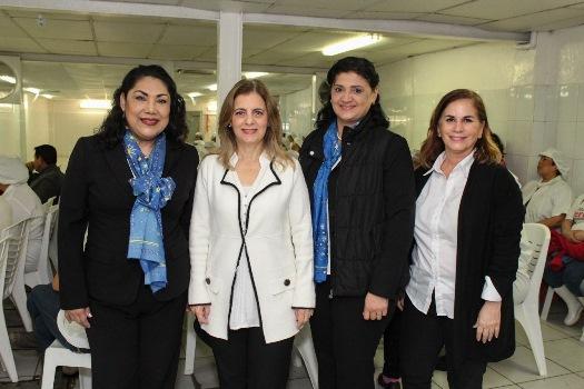 Arrancan DIF Tampico y ANSPAC programa de valores humanos