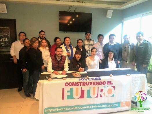 """CEDES se suma a la Cuarta Transformación con """"Jóvenes Construyendo el Futuro"""""""