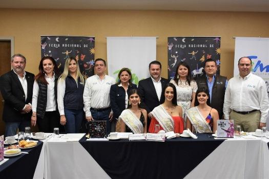 Alista Tamaulipas su participación en la Feria Nacional de San Marcos 2019