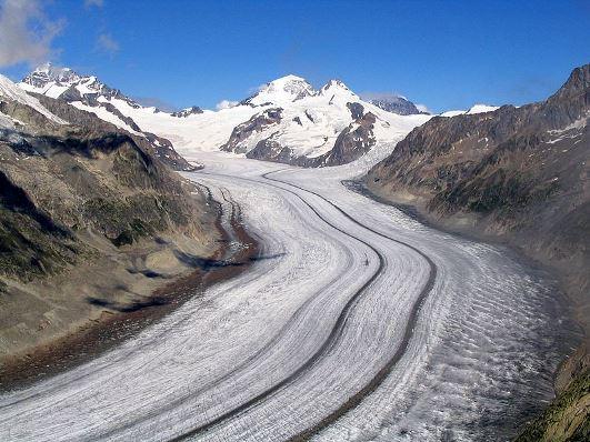 Para 2050 desaparecerá la mitad de los glaciares de los Alpes