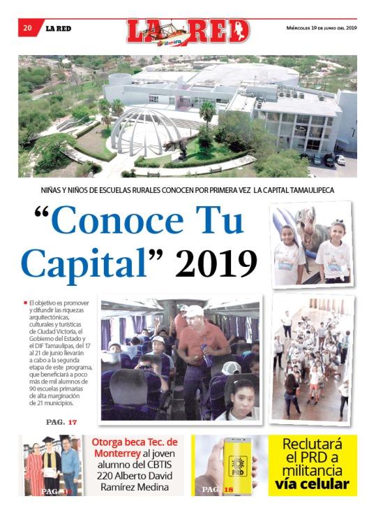 """Conoce Tu Capital"" 2019"
