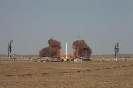 Lanza Rusia satélite espacial Spektr-RG rumbo al punto L2 Lagrange