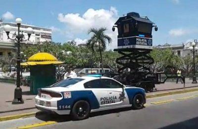CANACO pide el regreso de la Torre de Vigilancia en la Plaza de la Libertad