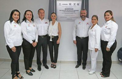 Inauguran instalaciones médicas del DIF Madero