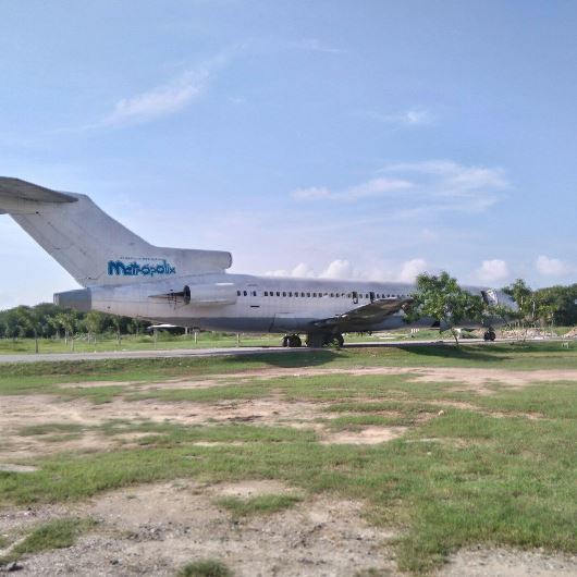 Analizan crear museo de la aviación en Tampico
