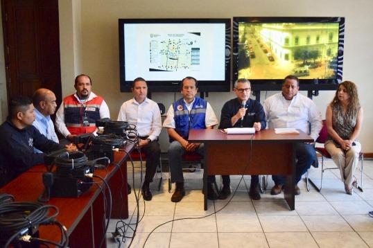 PONEN EN MARCHA OPERATIVO DE SEGURIDAD PARA FIESTAS PATRIAS