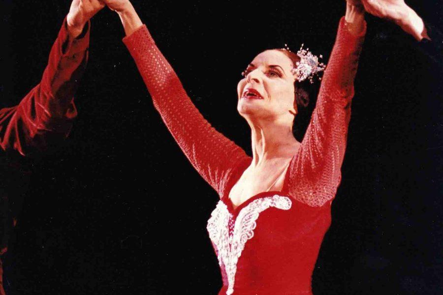 Muere Alicia Alonso, leyenda cubana de la danza clásica.