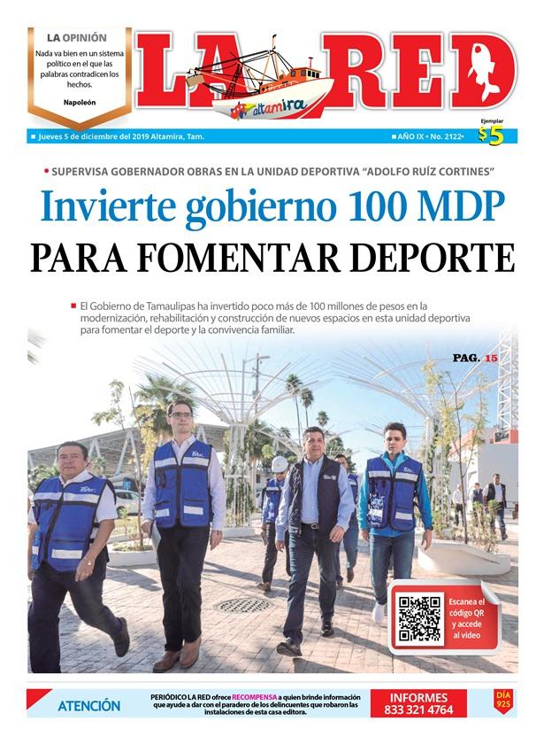 Invierte gobierno 100 MDP para fomentar deporte
