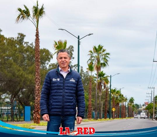 Modernizan imagen urbana de Tampico