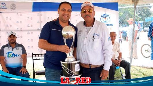 Ponen en marcha edición 57 del Torneo de la Liga de Béisbol Municipal de Altamira