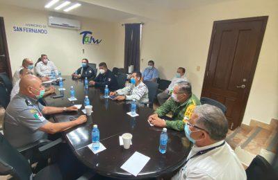 Registran 8 casos  de Covid-19 en San Fernando