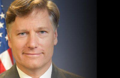 Reconoce embajador de USA a mandatarios que impulsan el fortalecimiento de sus entidades